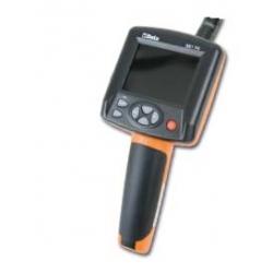 Vidéoscope électronique avec sonde fléxible