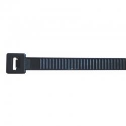 Colliers de serrage noirs rislans