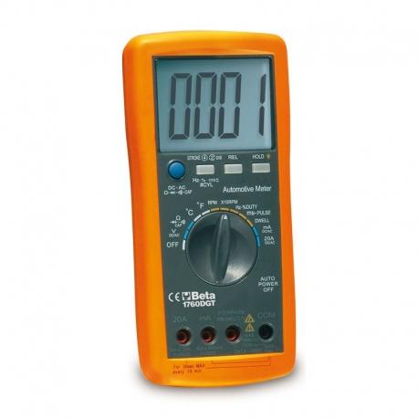 Multimétre digital 1760DGT