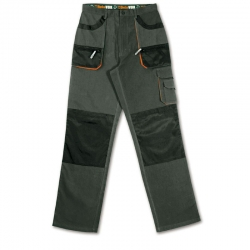 Pantalon de travail GRIS 7900E PROMO EXCLUSIVE