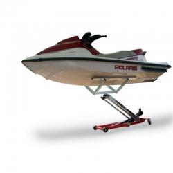 Léve Jet ski rotatif