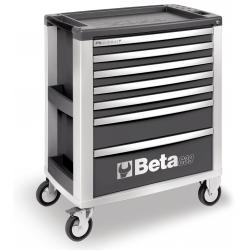 Servante BETA 7 tiroirs C39/7 Aluminium