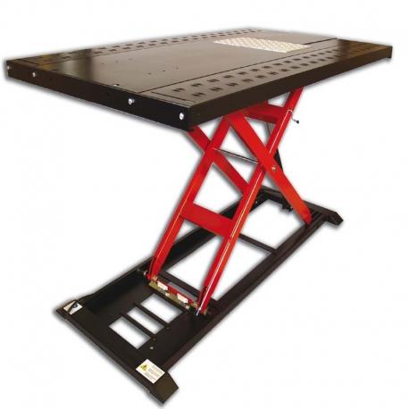 affordable pont lvateur pour quad with pont moto hydraulique. Black Bedroom Furniture Sets. Home Design Ideas