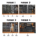 Composition 180 outils 5988VI/15T-L PROMO EXCLUSIVE