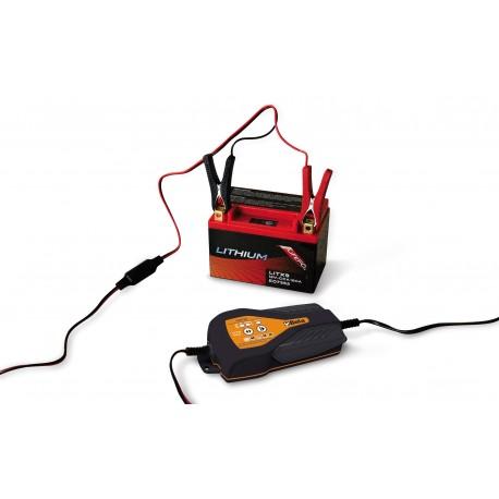 Chargeur de batterie MOTO 12V LITHIUM - 1498/2A BETA
