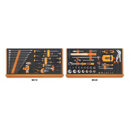 Composition 108 outils pour chariot BETA C27S
