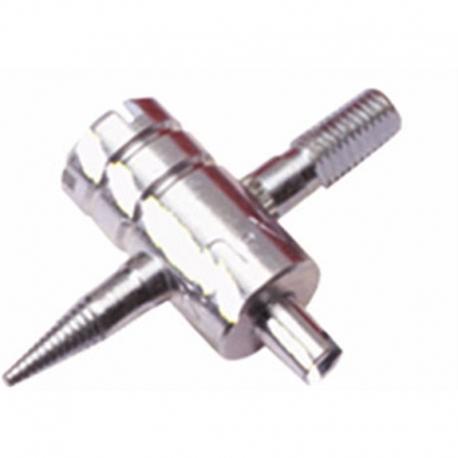 Réparation filets et valves