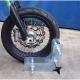 Pince de roue manuelle