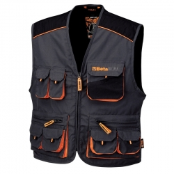 Gilet multipoches 7907E PROMO EXCLUSIVE