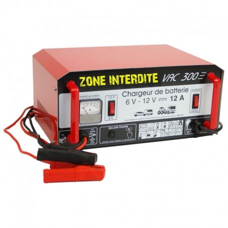Chargeur de batterie 12A/9A