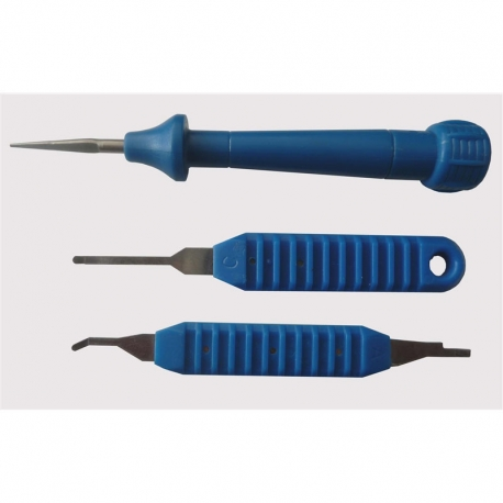 3 Outils pour cosses